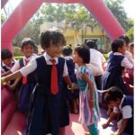 Activity conducted for children at Balwadi Raigad