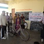 Bicycle Distribution at Gujarat
