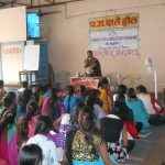 Seminar for 10th std Students at Raigad