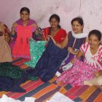 Tailoring classes at Raigad